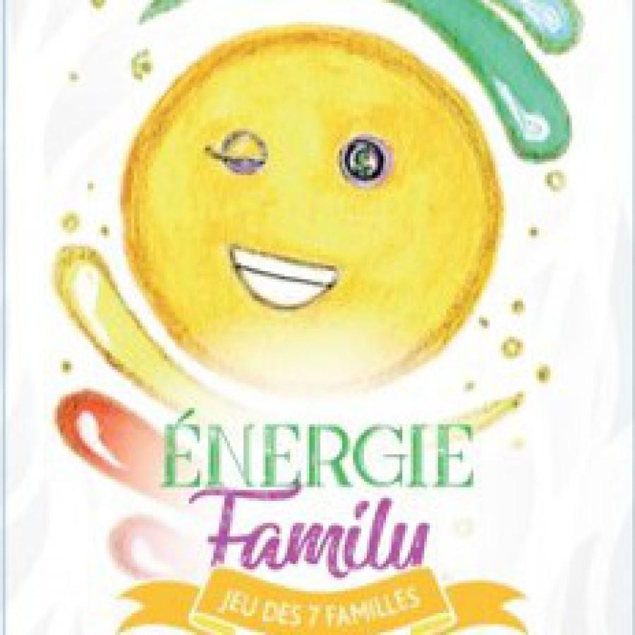 Jeu Energie Family : découvrir les 7 chakras et les émotions associées- 16€